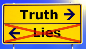 Truth - not lying to ourselves
